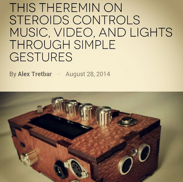Visit the link to read the review http://www.digitaltrends.com/music/futuristic-theremin-meets-kickstarter-goal/